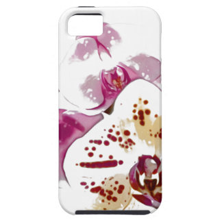 Phalaenopsis Orchid Flower Bouquet Case For The iPhone 5