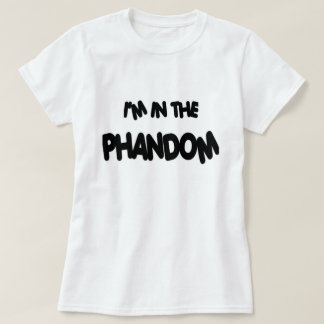 Phandom- Dan and Phil T-Shirt