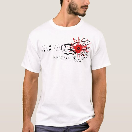 "Phantom Clothing ""Blood Birds"" T-Shirt"