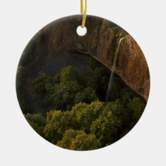Phantom Falls Disappearing Act, Chico CA Ceramic Ornament