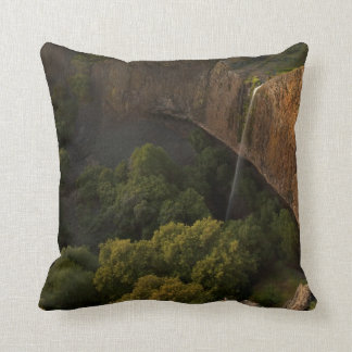Phantom Falls Disappearing Act, Chico CA Throw Pillow