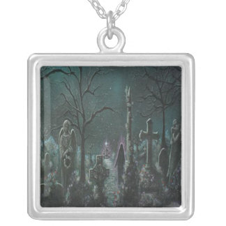 Phantom Graveyard Necklace
