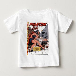 Phantom Lady and the Black Light Baby T-Shirt