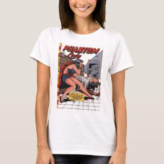 Phantom Lady and the Black Light T-Shirt