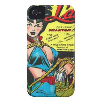 Phantom Lady iPhone 4 Case