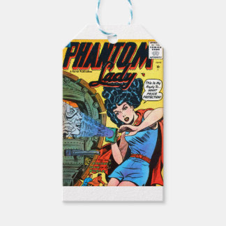 Phantom Lady -- Meanest Men in the World Gift Tags