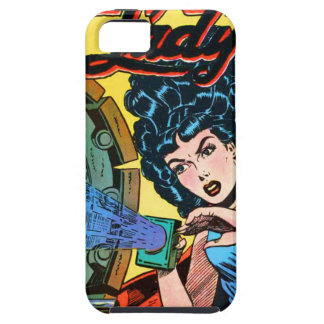 Phantom Lady -- Meanest Men in the World iPhone 5 Case