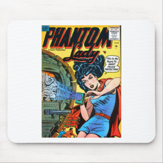 Phantom Lady -- Meanest Men in the World Mouse Pad