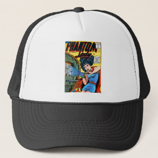 Phantom Lady -- Meanest Men in the World Trucker Hat