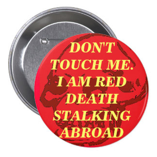 Phantom of the Opera Red Death Button