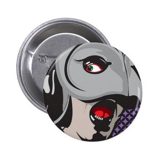 Phantom of The Paradise Button