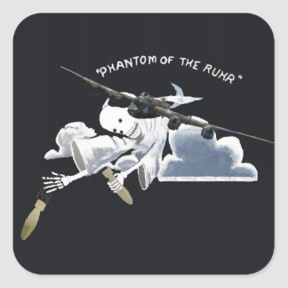 Phantom of the Ruhr Sticker