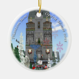 Phantom Rose SL 2015 Ornament