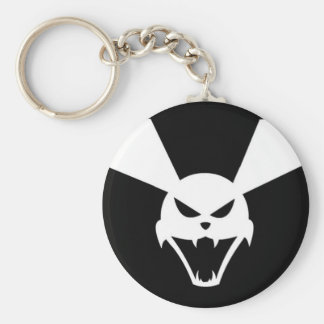 PhantomSteel: The Destroyer (Merchandise) Basic Round Button Keychain