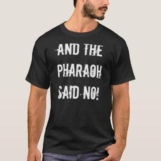 Pharaoh Black T-Shirt