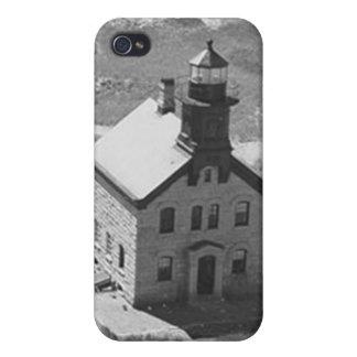 Phare de nord d'Île de Block Coques iPhone 4