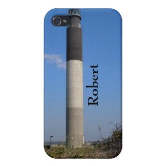 Phare d'île de chêne, OR Coques iPhone 4