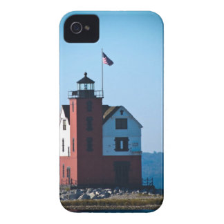 Phare rond d'île coque iPhone 4 Case-Mate