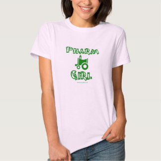 Pharm Girl Tee Shirts