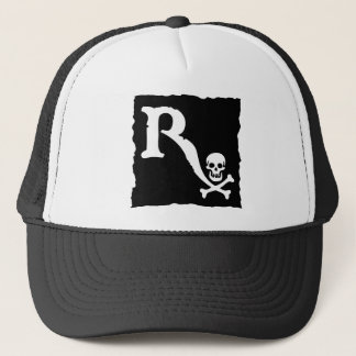 Pharmaceutical Pirate II Trucker Hat