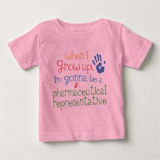 Pharmaceutical Representative (Future) Infant Baby Baby T-Shirt