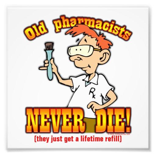 Pharmaciens Photographie D'art