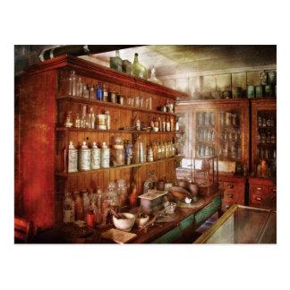Pharmacist - Behind the scenes Postcard