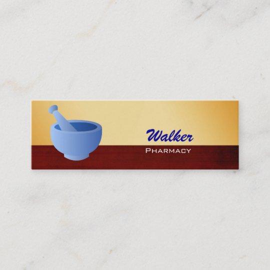 Pharmacist Business Cards Zazzle