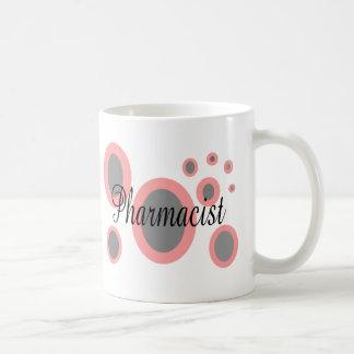 Pharmacist Gift Ideas--Unique Designs Basic White Mug