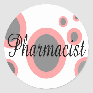 Pharmacist Gift Ideas--Unique Designs Sticker