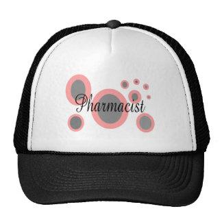 Pharmacist Gift Ideas--Unique Designs Trucker Hat