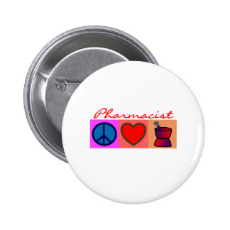 Pharmacist Gifts 2 Inch Round Button