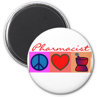 Pharmacist Gifts 2 Inch Round Magnet
