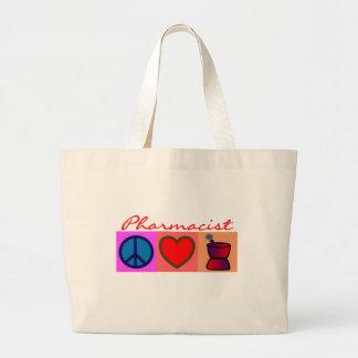 Pharmacist Gifts Jumbo Tote Bag