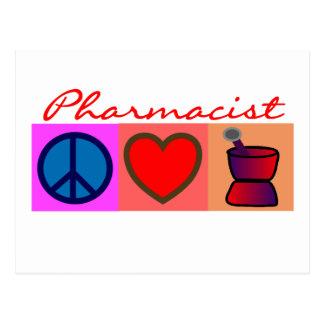 Pharmacist Gifts Postcard