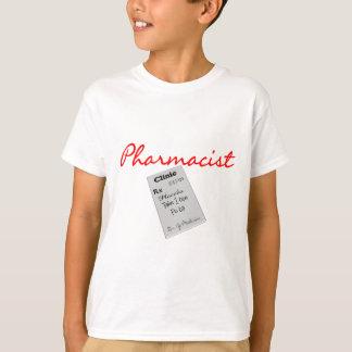 "Pharmacist Gifts ""Rx Pad Graphics"" T-Shirt"