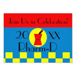 Pharmacist Graduation Invitations 20XX II