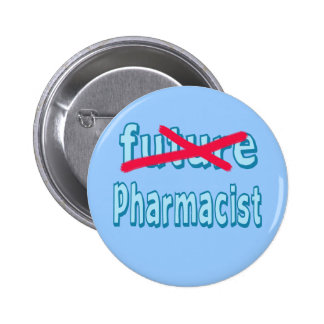 Pharmacist Graduation Products Pinback Buttons