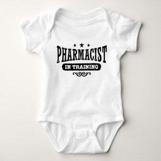 Pharmacist In Training Baby Bodysuit