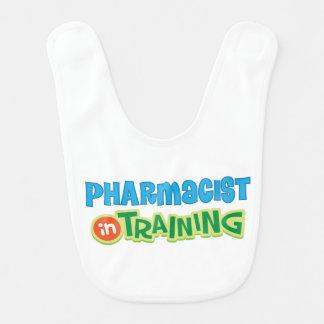 Pharmacist in Training Kids Shirt Bib