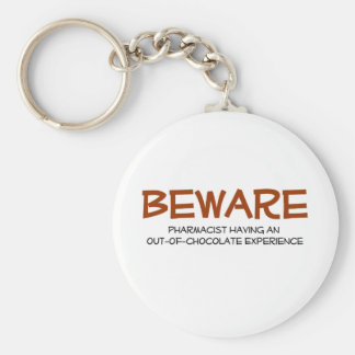 Pharmacist Keychain