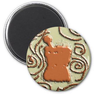 PHARMACIST Pestle & Mortar Design Gifts Magnet