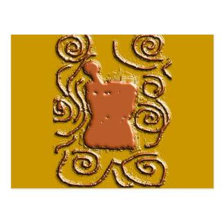 PHARMACIST Pestle & Mortar Design Gifts Postcard