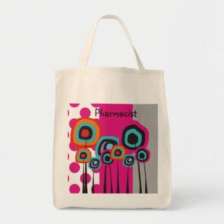 Pharmacist  Whimsical FlowersTote Tote Bag