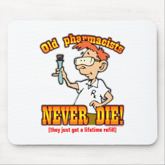 Pharmacists Mouse Pad