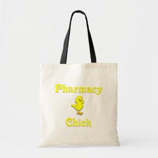 Pharmacy Chick Tote Bag
