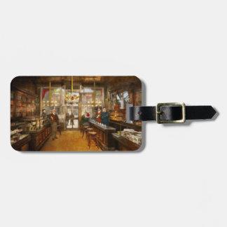 Pharmacy - Congdon's Pharmacy 1910 Luggage Tag