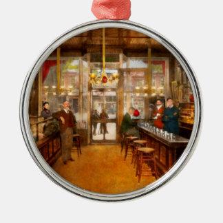 Pharmacy - Congdon's Pharmacy 1910 Metal Ornament