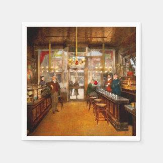 Pharmacy - Congdon's Pharmacy 1910 Paper Napkin