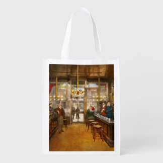 Pharmacy - Congdon's Pharmacy 1910 Reusable Grocery Bag